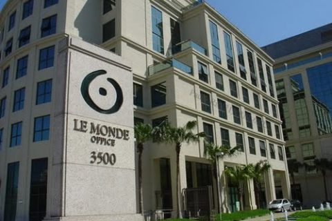 Le Monde Offices