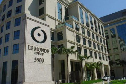 Le Monde Offices